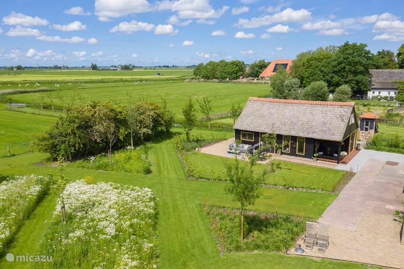 Vakantiehuis Nederland, Friesland, Boksum Vakantiehuis Buitenverblijf Boksum