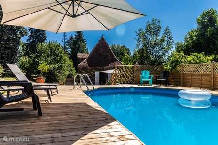 Vacation rental France, Dordogne, Fossemagne holiday house Relais de Chasse