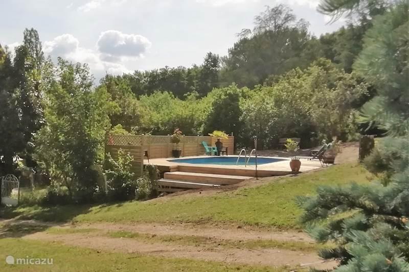 Vakantiehuis Frankrijk, Dordogne, Fossemagne Vakantiehuis Relais de chasse