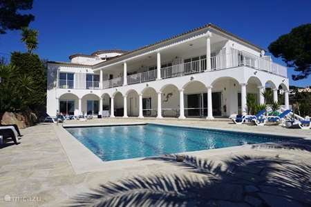Vakantiehuis Spanje, Costa Brava, Calonge vakantiehuis Casa Calonge