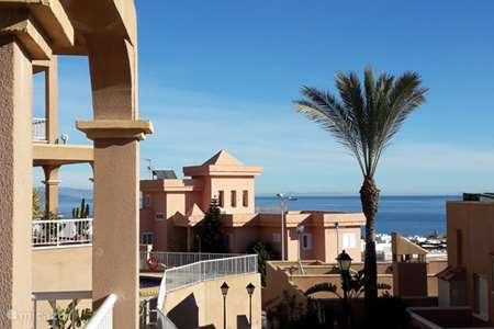 Vakantiehuis Spanje, Costa de Almería, Mojácar appartement Marina de la Torre Marina Golf