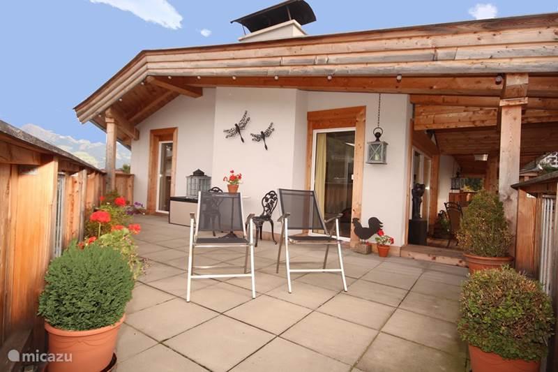 Vacation rental Austria, Tyrol, Kirchberg Apartment Apt Bergsicht - Kirchberg in Tirol