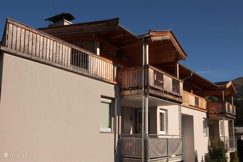 Vakantiehuis Oostenrijk, Tirol, Kirchberg Appartement Apt Bergsicht - Kirchberg in Tirol