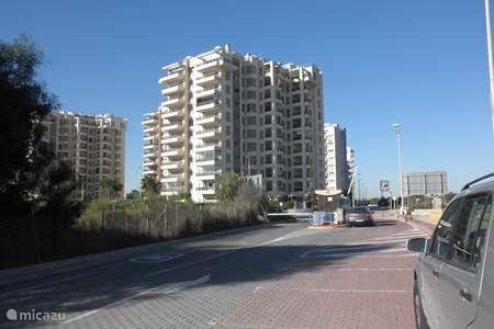Vacation rental Spain, Costa Blanca, Guardamar del Segura apartment Residencial Puerto Marino