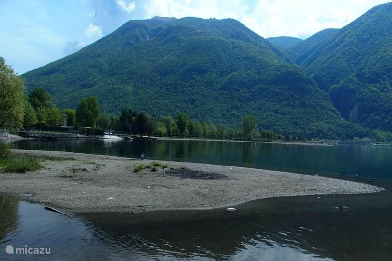 Vakantiehuis Italië, Italiaanse Meren, Porlezza Chalet Casasole chalet Como 5