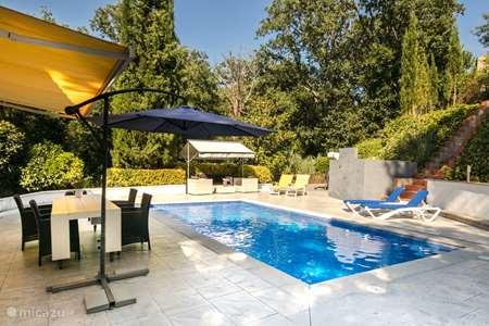 Vakantiehuis Spanje, Costa Brava, Lloret de Mar - vakantiehuis Villa Manna