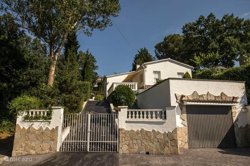 Vakantiehuis Spanje, Costa Brava, Lloret de Mar Vakantiehuis Villa Manna