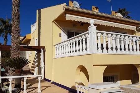 Vakantiehuis Spanje, Costa Blanca, Benijófar geschakelde woning Finca el Riguero