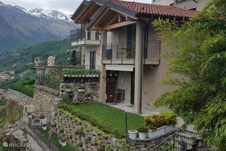 Vakantiehuis Italië, Comomeer, Gravedona - appartement Casa Marianne