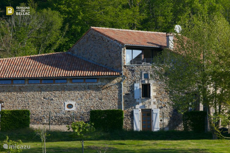 Vacation rental France, Charente, Rousinnes holiday house La Bellevue - Domaine de Bellac
