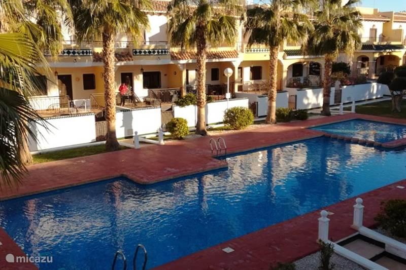 Vakantiehuis Spanje, Costa Blanca, Ciudad Quesada Vakantiehuis Casa Dona Pepa
