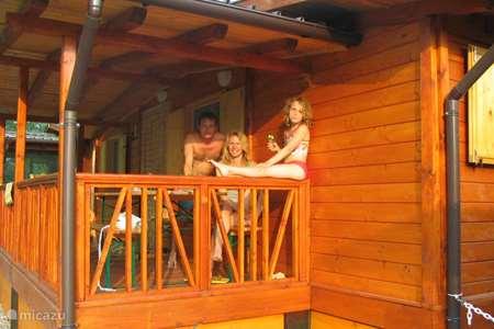 Vakantiehuis Italië, Italiaanse Meren, Porlezza chalet Chalet in Italië