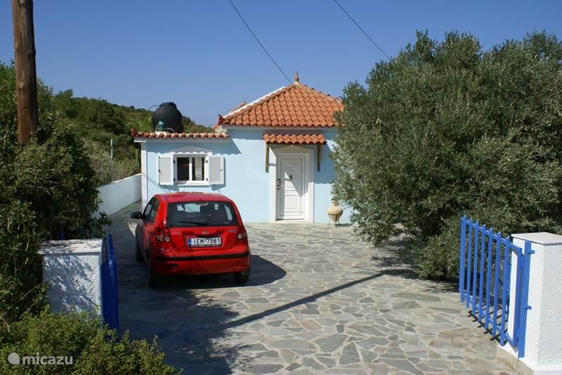 Vakantiehuis Griekenland, Samos, Agia Paraskevi Bungalow Villa Meinders