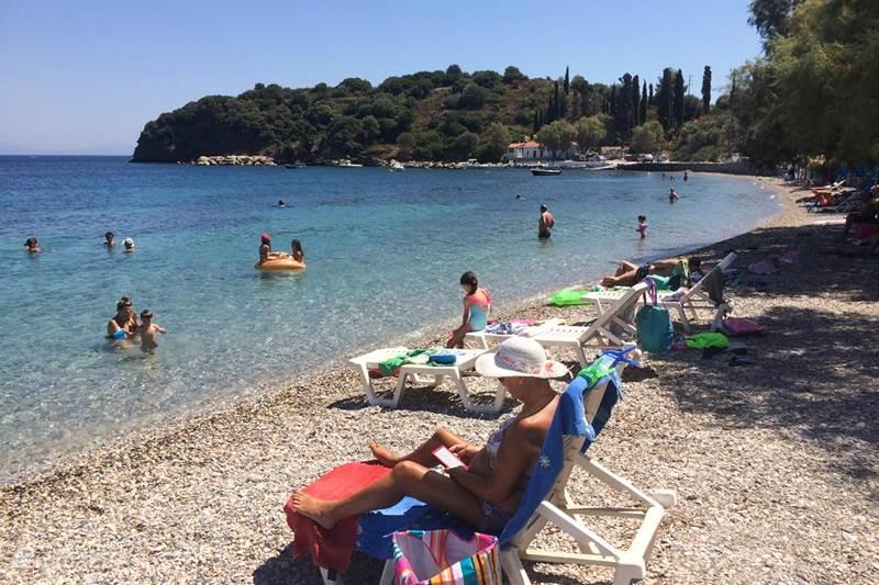 Vakantiehuis Griekenland, Samos, Agia Paraskevi Bungalow Villa Anatoli