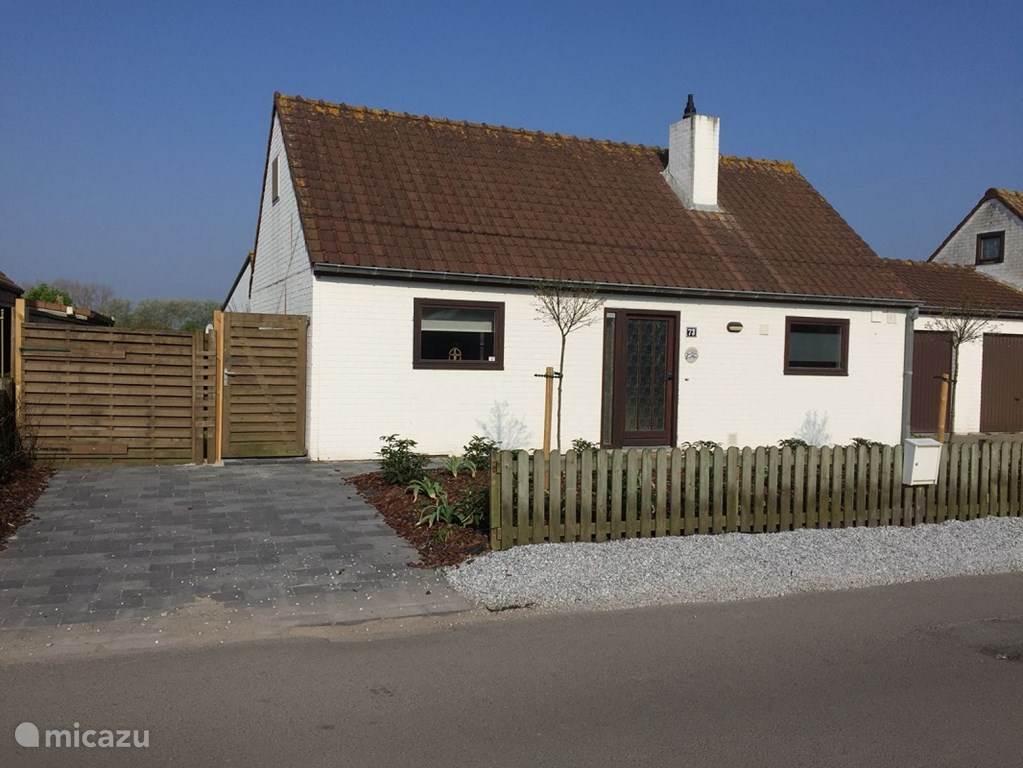 Ferienwohnung Belgien, Belgische Küste, Westende Ferienhaus Where dogs come home: Zina's Place