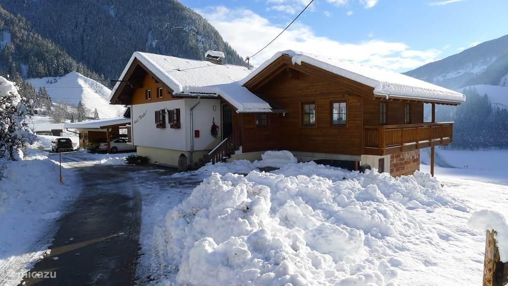 Vacation rental Austria, Carinthia, Grosskirchheim Terraced House Haus Tendler Alpenrose