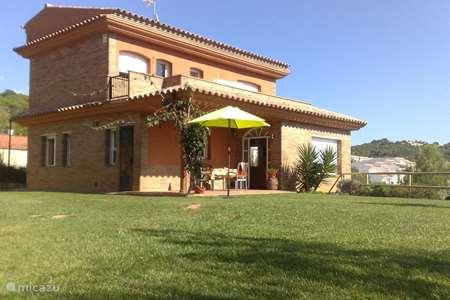Vakantiehuis Spanje, Costa Brava, Lloret de Mar vakantiehuis Anastasia