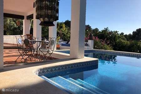 Vakantiehuis Spanje, Costa Blanca, Albir villa Casa Los Pinos