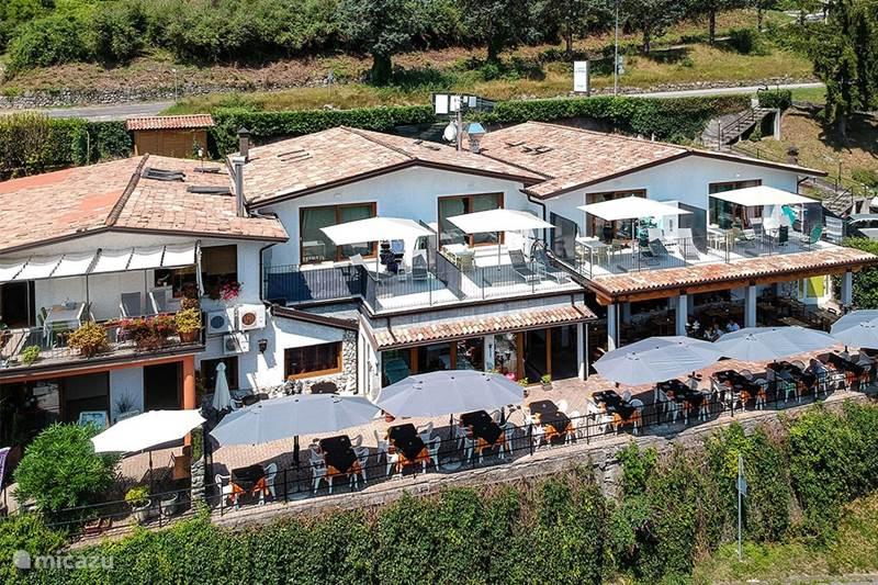 Vakantiehuis Italië, Italiaanse Meren, Idro Appartement  Silvia 1 Idromeer (Tre Capitelli)