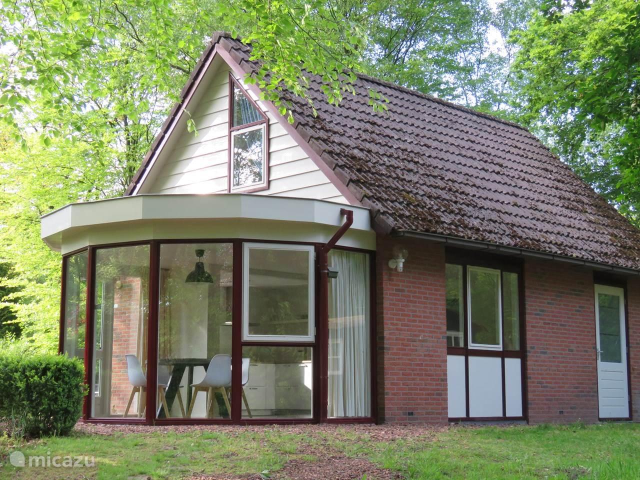 Vacation rental Netherlands, Gelderland, Epe holiday house Forest house
