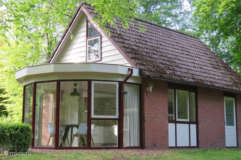 Vakantiehuis Nederland, Gelderland, Epe Vakantiehuis Boshuisje