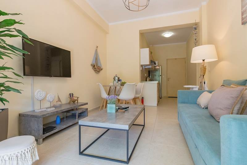Vakantiehuis Griekenland, Corfu, Corfu-Stad Appartement Paleopolis appartement