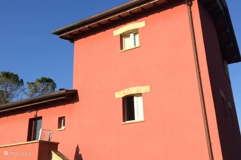 Vakantiehuis Italië, Umbrië, Citta Di Castello Penthouse Penthouse Medici