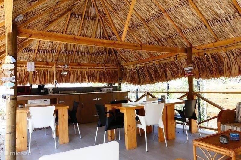 Vakantiehuis Curaçao, Banda Ariba (oost), Mambo Beach Bed & Breakfast Sabroso Inn B&B Premium kamer 1