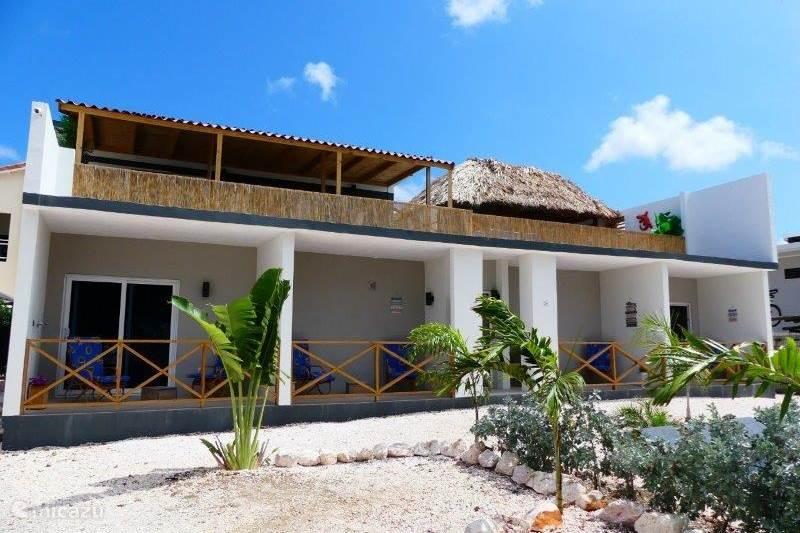 Vakantiehuis Curaçao, Banda Ariba (oost), Mambo Beach Bed & Breakfast Sabroso Inn B&B De Luxe kamer 3
