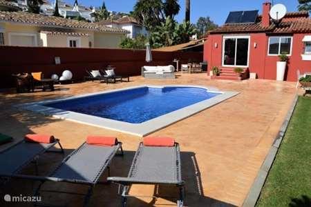 Vakantiehuis Spanje, Costa del Sol, Malaga villa Villa Puerto Banús, Marbella