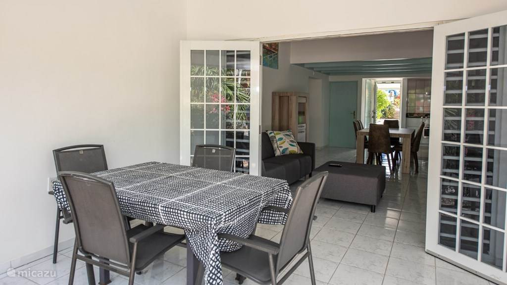 Vakantiehuis Curaçao, Banda Ariba (oost), Seru Coral - appartement Seru Coral Apartment4 evt. met auto