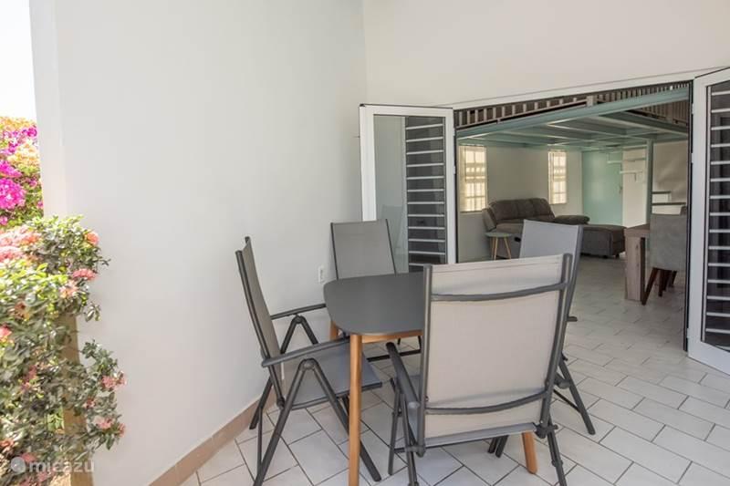 Vakantiehuis Curaçao, Banda Ariba (oost), Seru Coral Studio  Seru Coral studio3 evt. met auto