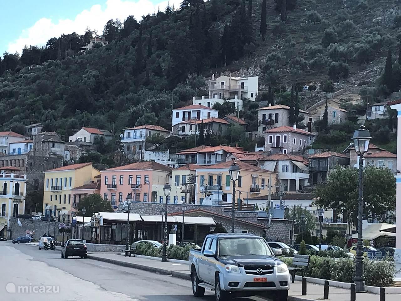 Ferienwohnung Griechenland – ferienhaus Hanghaus Casa Laryssiou