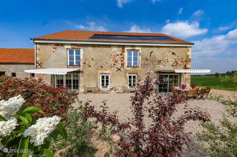 Vakantiehuis Frankrijk, Cher, Épineuil-le-Fleuriel Gîte / Cottage Gîte de la Fontagrille