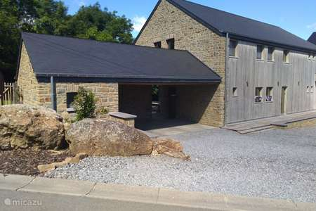 Vacation rental Belgium, Ardennes, Durbuy holiday house Holiday Rental El Couleye