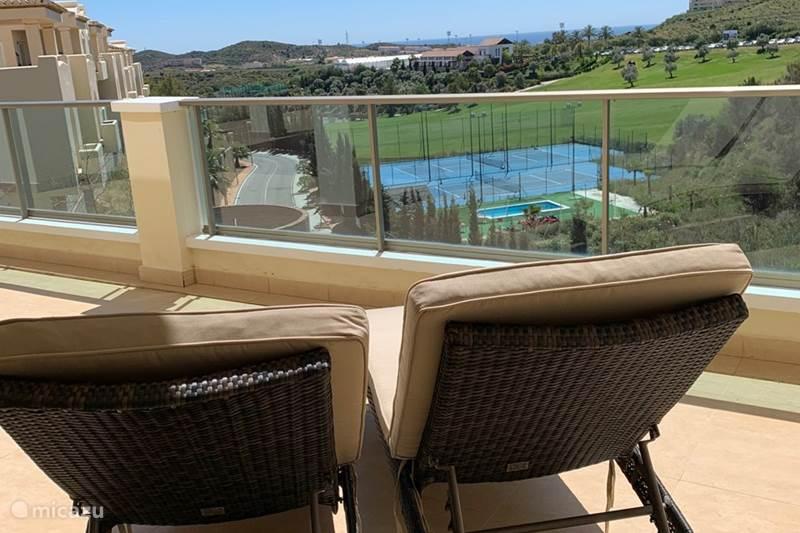 Vacation rental Spain, Costa del Sol, Mijas Costa Apartment Casa Ropa