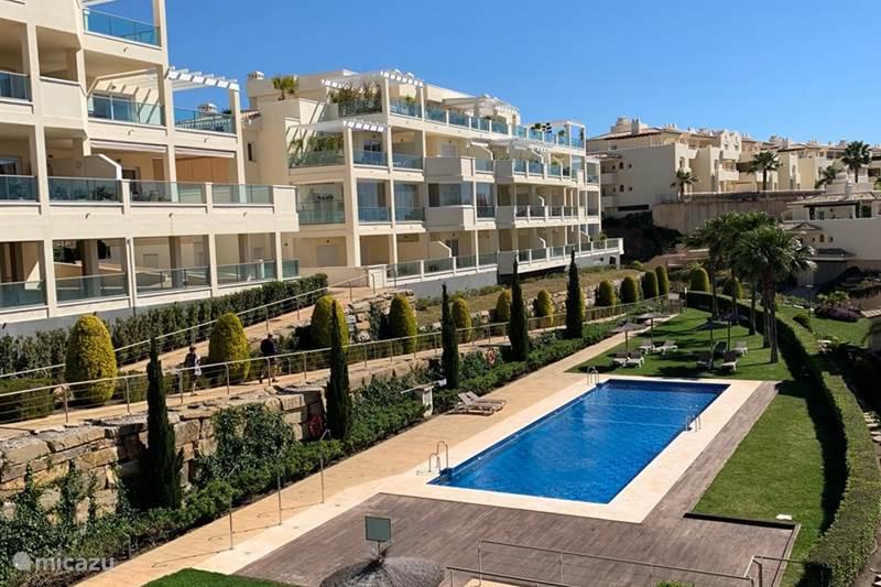 Vacation rental Spain, Costa del Sol, Mijas Costa Apartment Casa Ropa at Mijas Costa