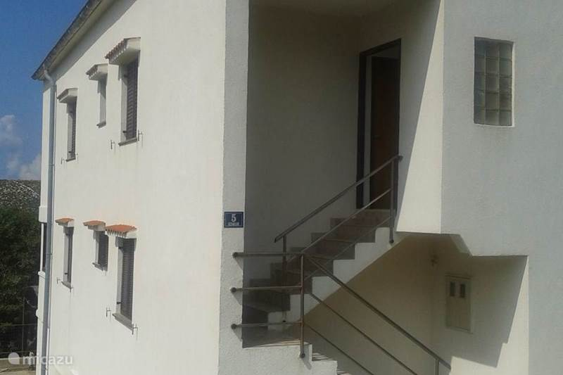 Vacation rental Croatia, Pag, Kolan Apartment Nikolan