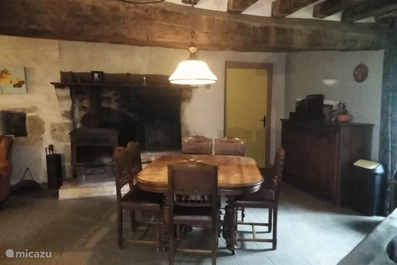 Vakantiehuis Frankrijk, Indre, Sarzay Gîte / Cottage Bouton d'Or  la ferme d'Hélice
