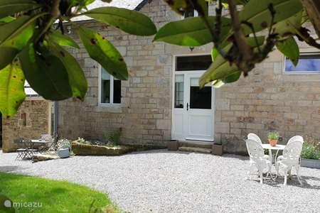 Vakantiehuis Frankrijk, Morbihan, Ploërdut – gîte / cottage Guernevelien gite La Charrue
