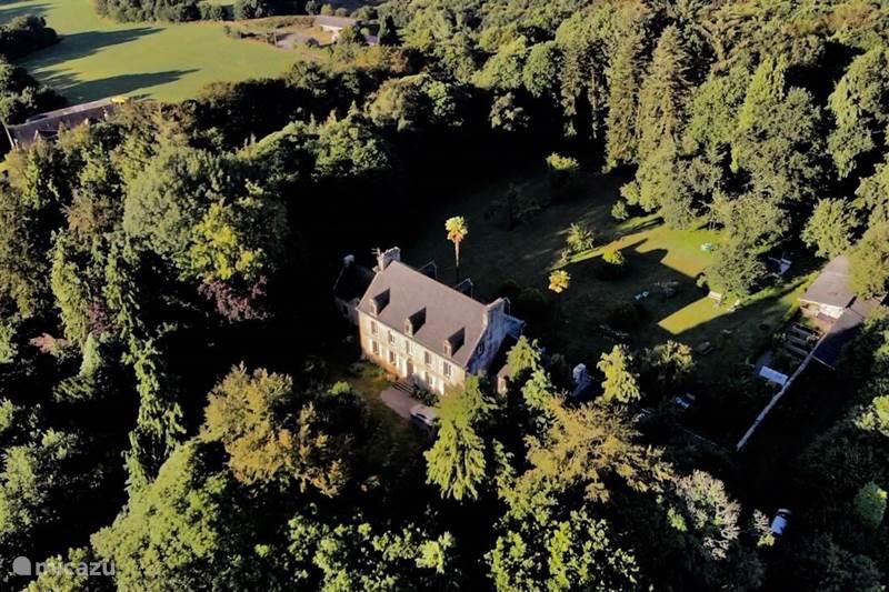 Vakantiehuis Frankrijk, Morbihan, Ploërdut Gîte / Cottage Guernevelien gite La Charrue