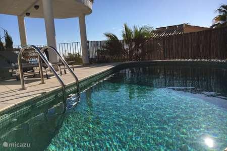 Vakantiehuis Spanje, Costa Blanca, Benitachell vakantiehuis La Caracola - Privé zwembad