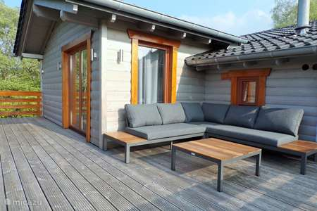 Vakantiehuis Duitsland, Sauerland, Diemelsee blokhut / lodge Blokhut Sauerland met hottub