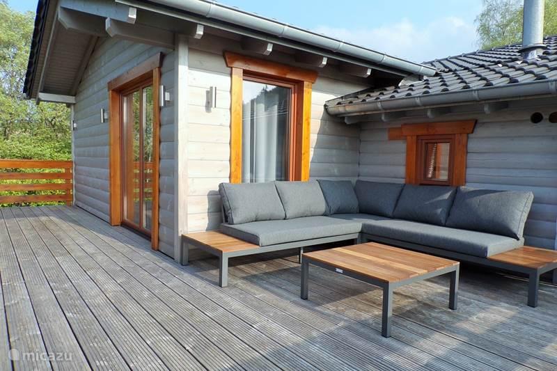 Ferienwohnung Deutschland, Sauerland, Diemelsee Blockhütte / Lodge Blokhut Sauerland met hottub