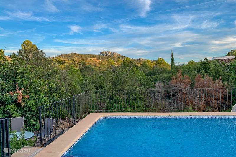 Vakantiehuis Spanje, Costa Blanca, Pego Villa Montana Vista