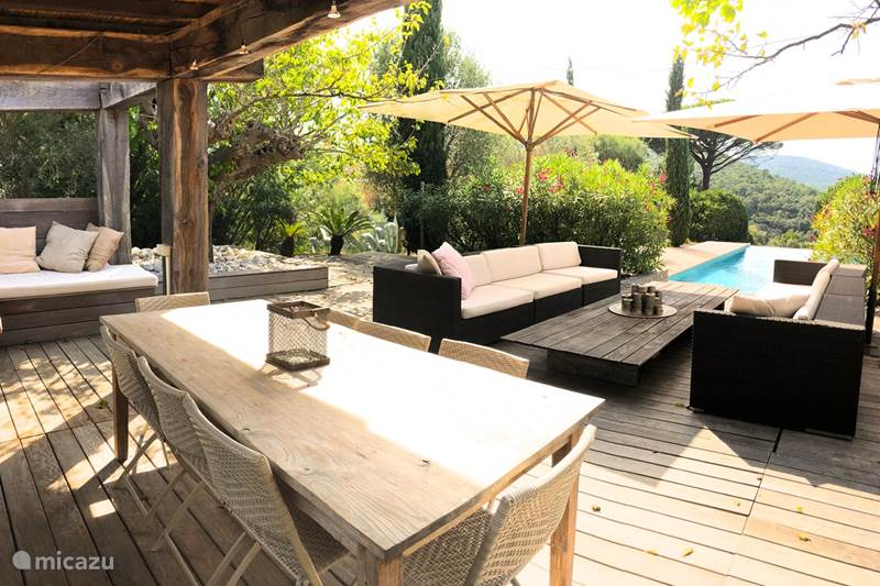 Vacation rental France, French Riviera, Gassin Bed & Breakfast Bed & Breakfast St-Tropez room 2