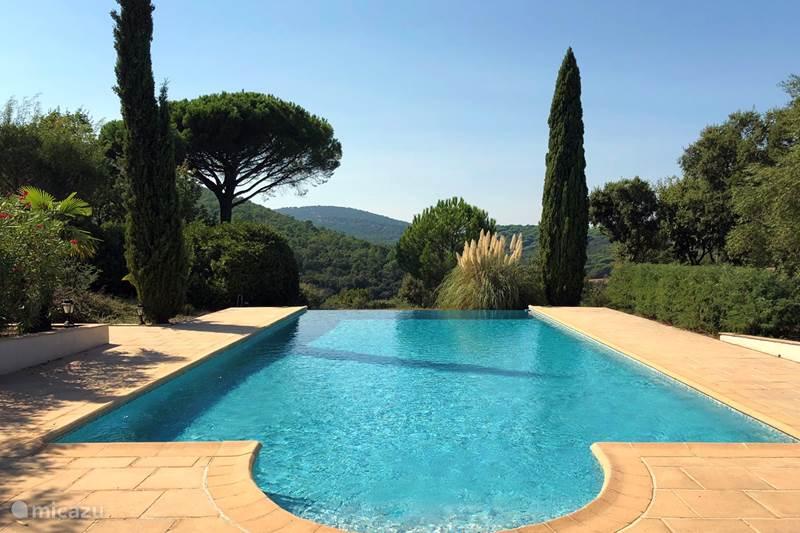 Vakantiehuis Frankrijk, Côte d´Azur, Gassin Bed & Breakfast Chambres d'hôtes St-Tropez kamer 3