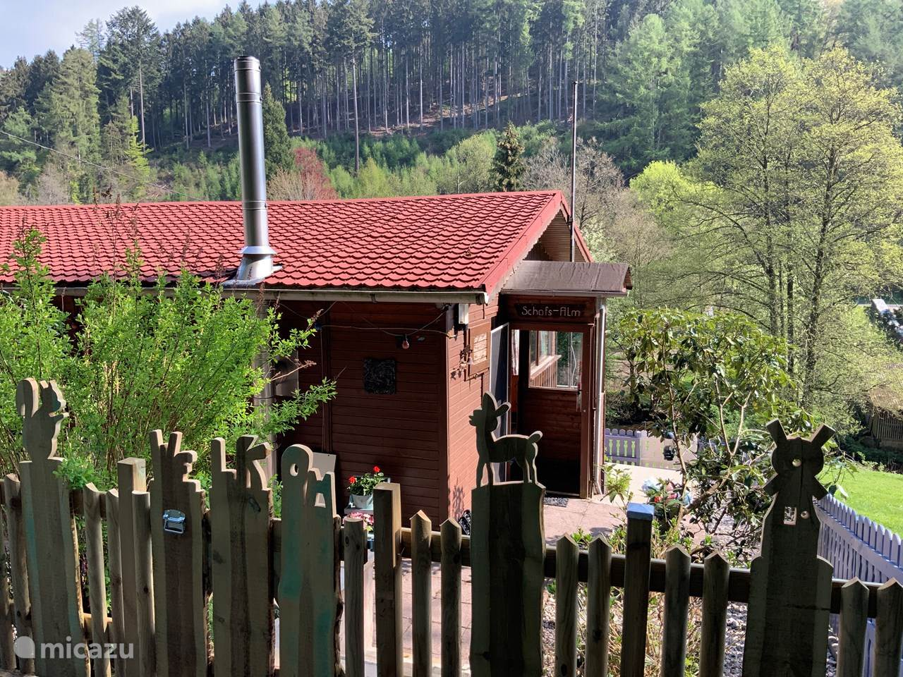 Vakantiehuis Duitsland – chalet Schafs-Alm