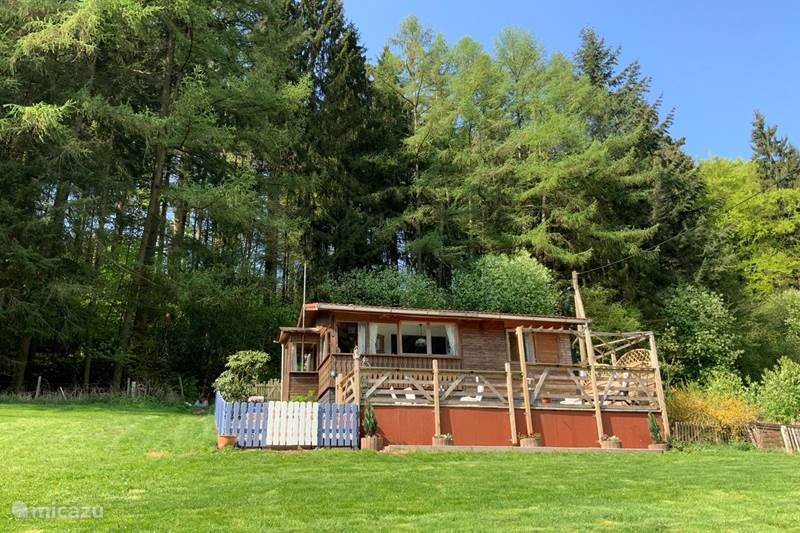 Vacation rental Germany, Eifel, Eisenschmitt Chalet Schafs-Alm