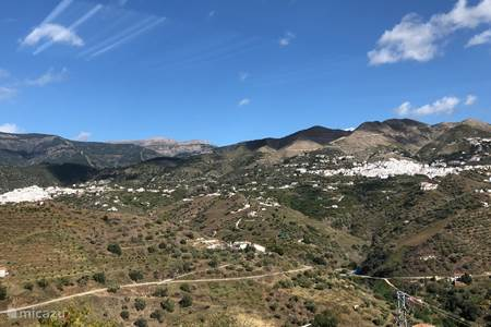 Trip naar de witte dorpen (pueblos blanco's).